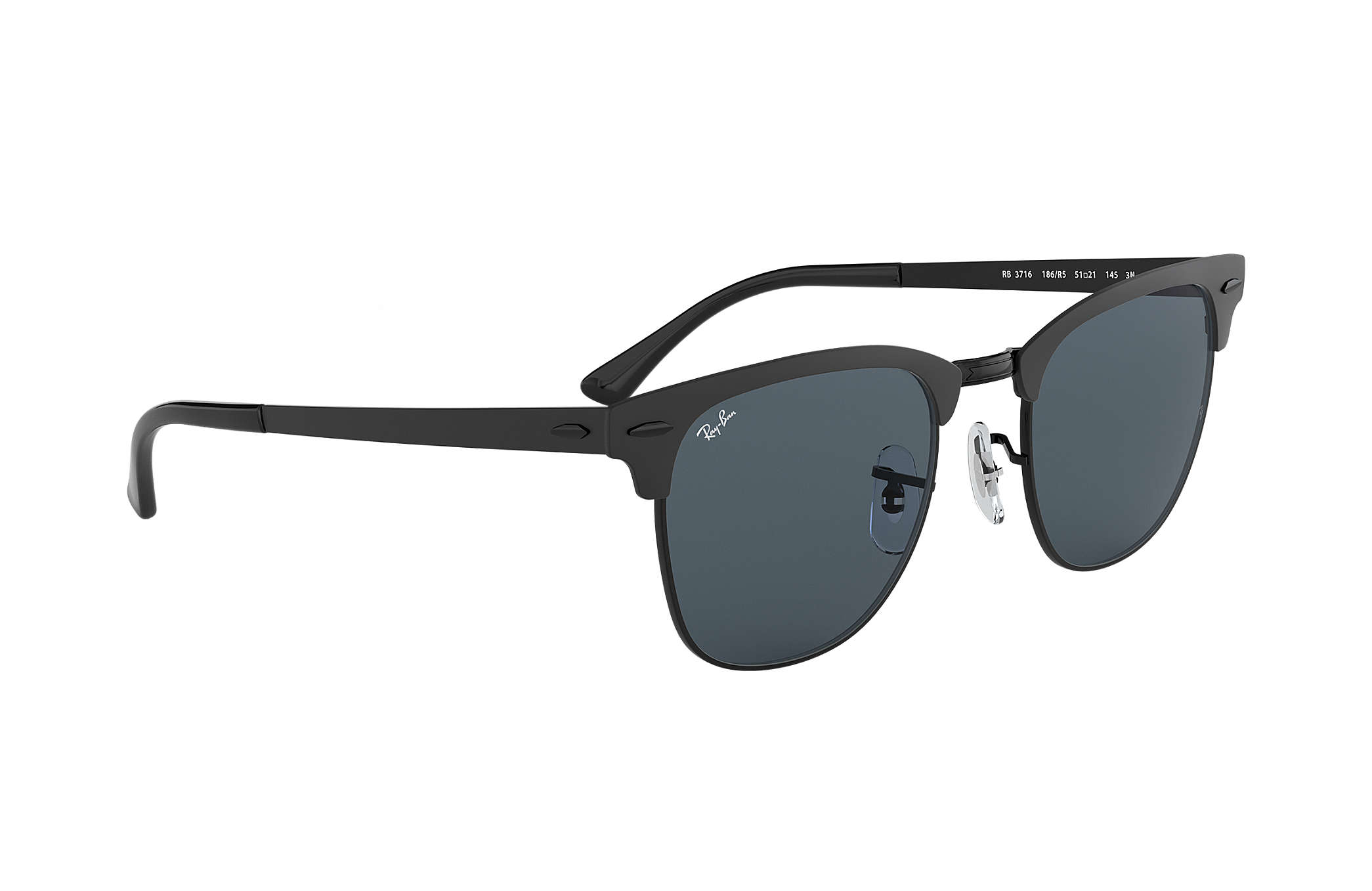 Ray Ban Clubmaster Metal RB 3716 187 TG1UyBYL