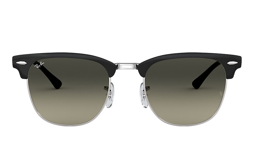 Ray-Ban  sunglasses RB3716 UNISEX 006 clubmaster metal black 8053672867107