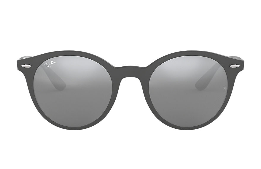 Ray-Ban Sunglasses RB4296 Grey with Grey Gradient Mirror lens
