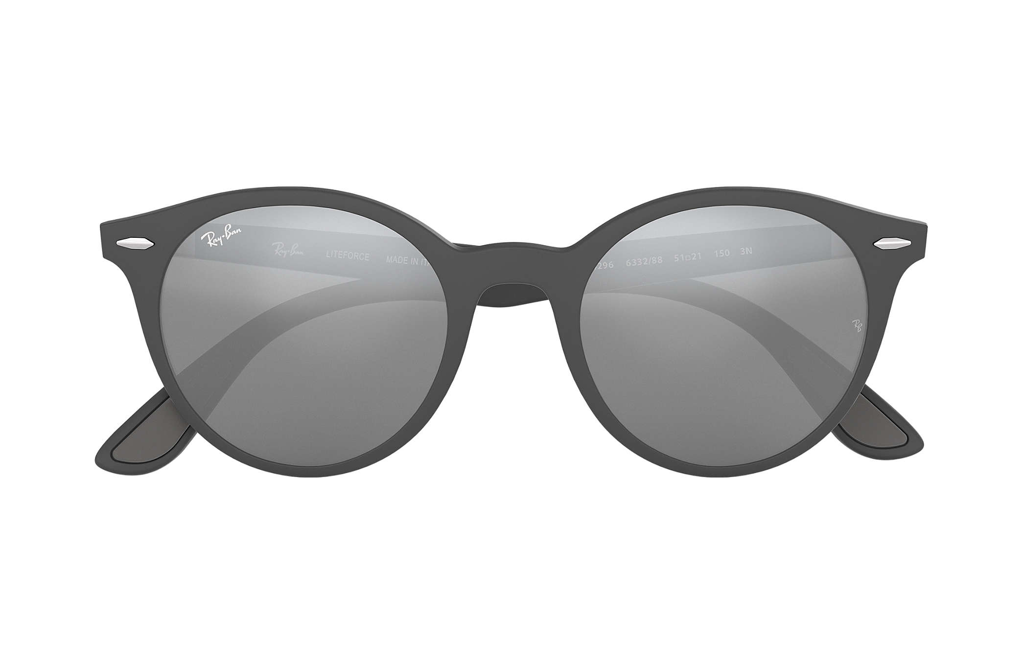 1dfe7efc4e Ray-Ban RB4296 Grey - Peek - Grey Lenses - 0RB429663328851