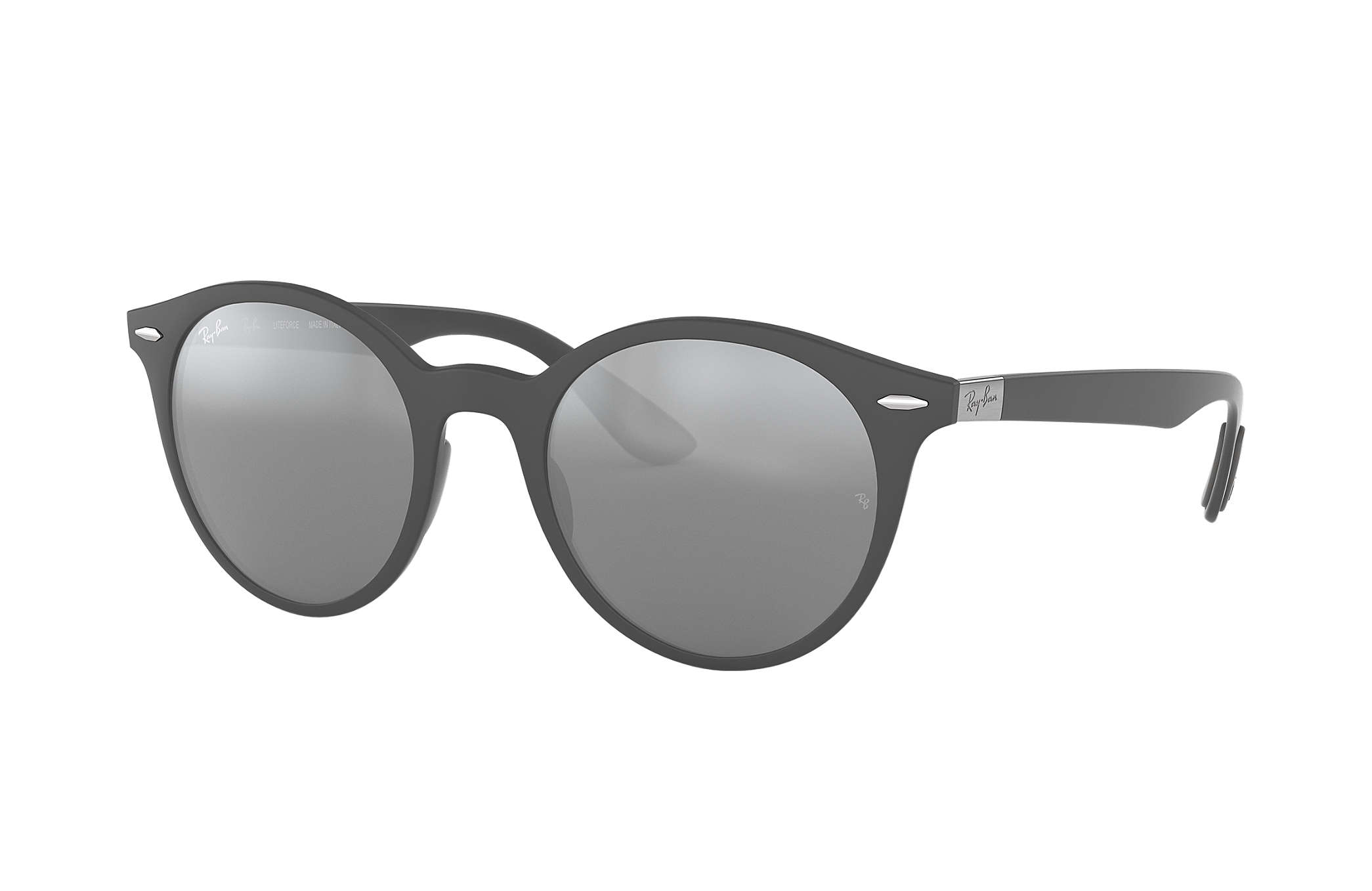 78d0173173 Ray-Ban RB4296 Grey - Peek - Grey Lenses - 0RB429663328851