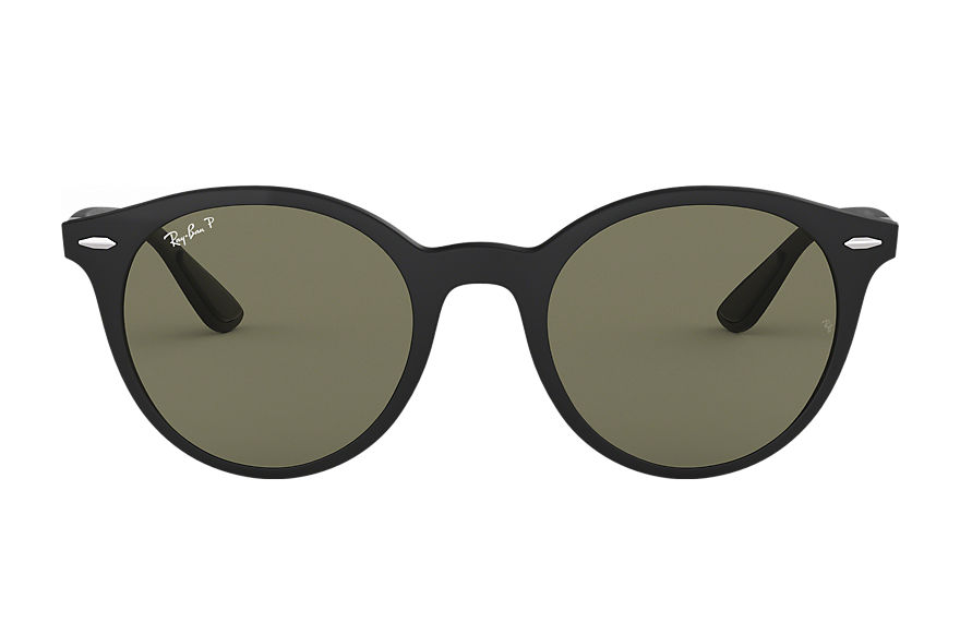 Ray-Ban RB4296 Black with Green Classic G-15 lens