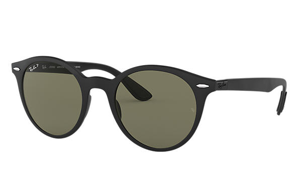 d25d1373fc Ray-Ban RB4296 Black - Peek - Green Polarized Lenses ...