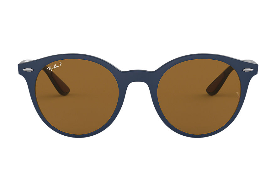 Ray-Ban RB4296 Blue with Brown Classic B-15 lens