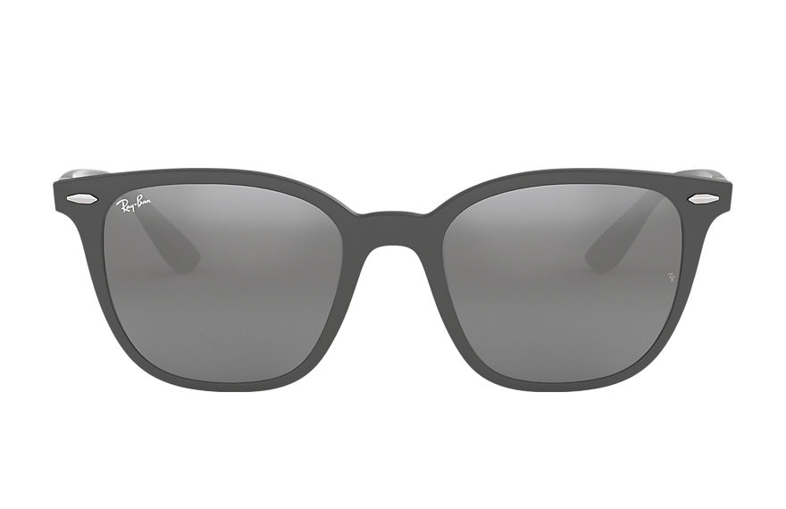 Ray-Ban RB4297 Grey with Grey Gradient Mirror lens