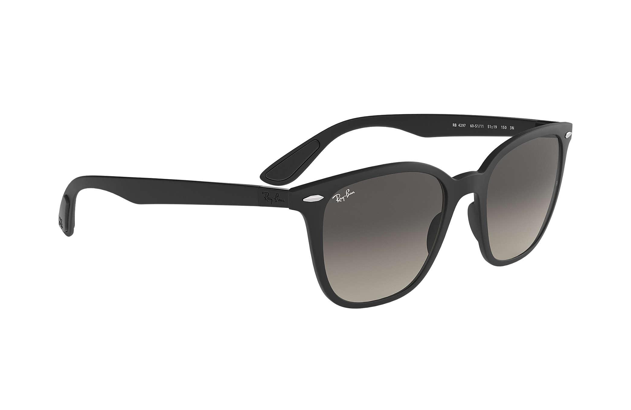 ac532882f3 Ray-Ban RB4297 Black - Peek - Grey Lenses - 0RB4297601S1151