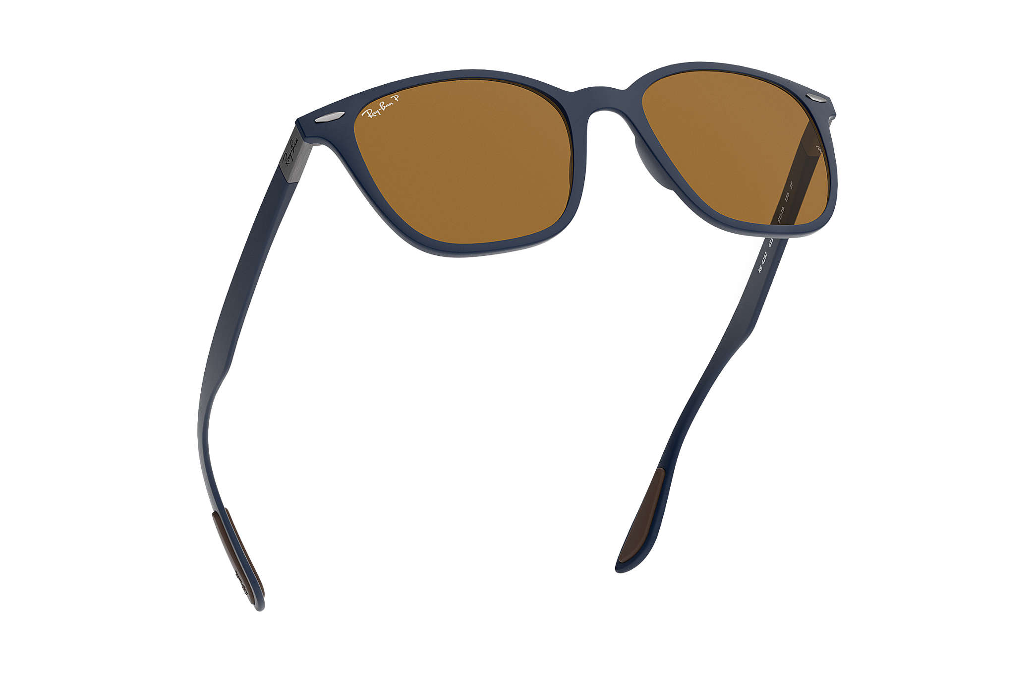 8c53b645df Ray-Ban RB4297 Blue - Peek - Brown Polarized Lenses ...