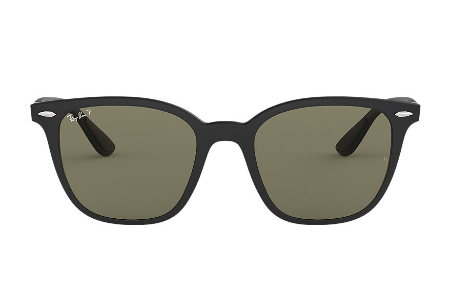 Ray-Ban RB4297 Black with Green Classic G-15 lens