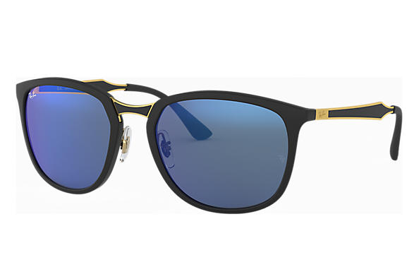 Ray-Ban 0RB4299-RB4299 Black; Gold,Black SUN