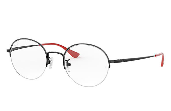 Ray-Ban 0RX6417D-RB6417D 黑色 OPTICAL
