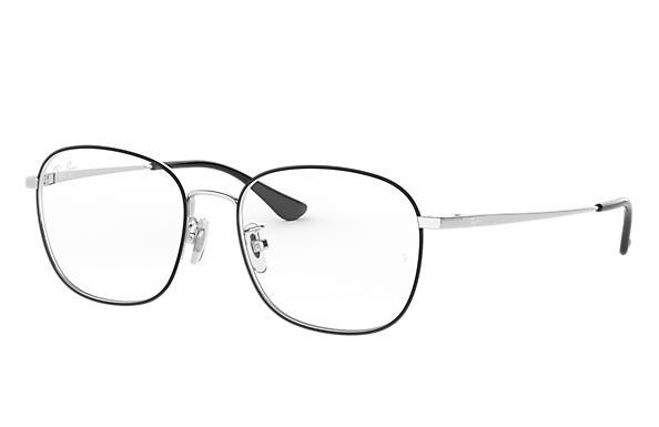 066afcb39a5 Ray-Ban eyeglasses RB6418D Black - Metal - 0RX6418D298353
