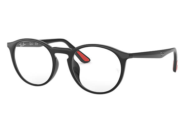 0f33a68688dc Ray-Ban eyeglasses RB7145D Black - Injected - 0RX7145D247551   Ray ...