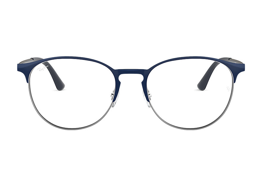 Ray-Ban  eyeglasses RX6375 UNISEX 006 rb6375 blue 8053672875515