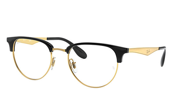 Ray-Ban 0RX6396-RB6396 Schwarz; Gold OPTICAL
