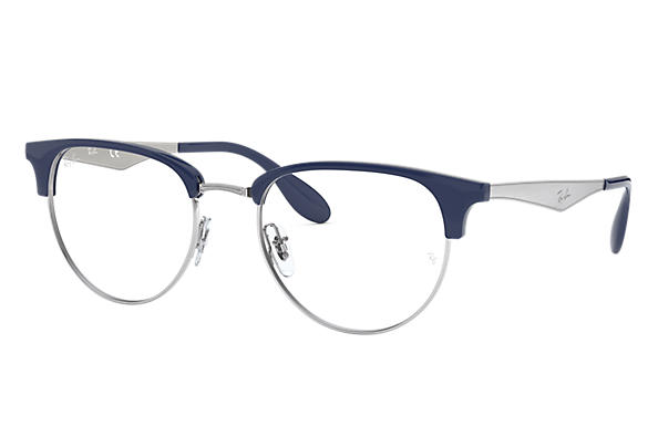 Ray-Ban 0RX6396-RB6396 Blue; Silver OPTICAL