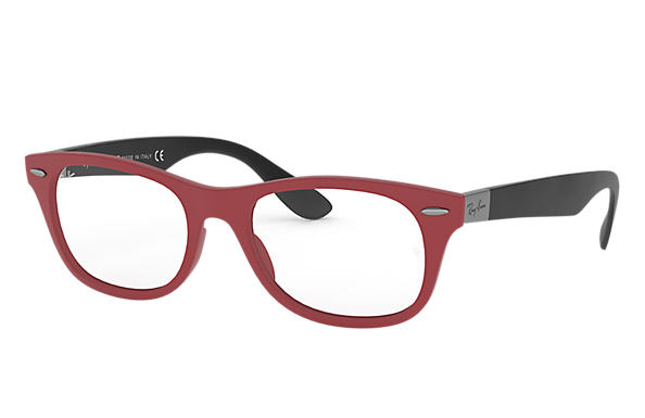 Ray-Ban 0RX7032-RB7032 Rojo OPTICAL