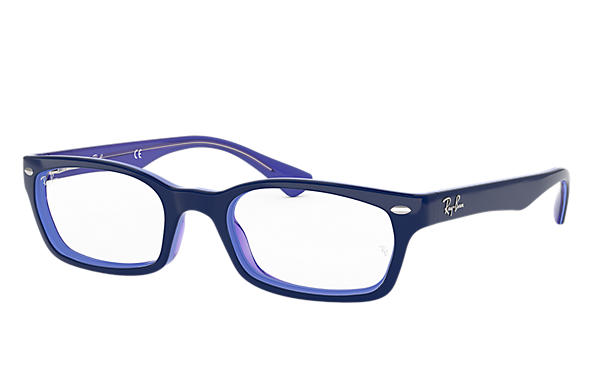 Ray-Ban 0RX5150-RB5150 Bleu,Violet OPTICAL