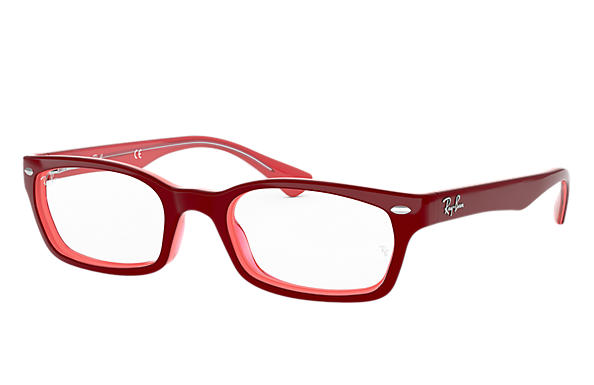 Ray-Ban 0RX5150-RB5150 Violett-Rot OPTICAL