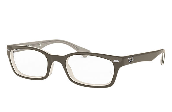 Ray-Ban 0RX5150-RB5150 Grey,Light Brown OPTICAL