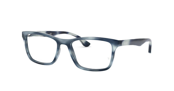 7e1090557a Ray-Ban prescription glasses RB5279 Grey - Acetate - 0RX5279577353 ...