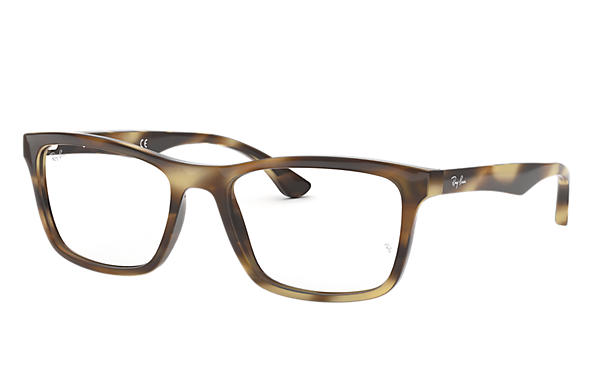 Ray-Ban 0RX5279-RB5279 Hellbraun OPTICAL