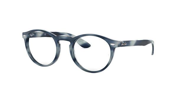 30f12932c6 Ray-Ban prescription glasses RB5283 Grey - Acetate - 0RX5283577347 ...