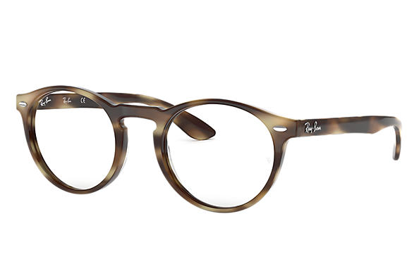 Ray-Ban 0RX5283-RB5283 Marron clair OPTICAL