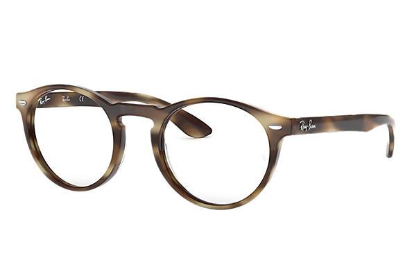 6df3a00e08 Ray-Ban prescription glasses RB5283 Black - Acetate - 0RX5283203449 ...