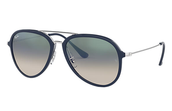 Ray-Ban 0RB4298-RB4298 Blue; Silver SUN