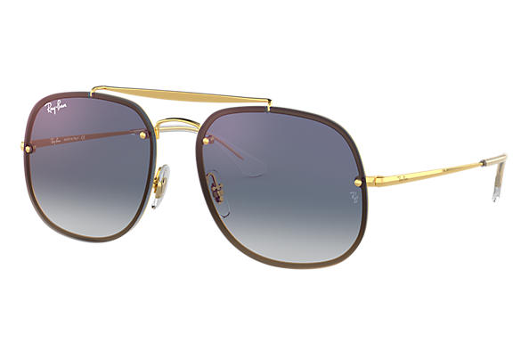 Ray-Ban 0RB3583N-BLAZE GENERAL Gold SUN