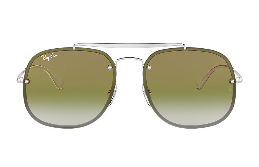 Ray-Ban  sunglasses RB3583N UNISEX 004 blaze general zilver 8053672876826