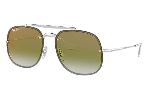 Ray-Ban 0RB3583N-BLAZE GENERAL Argent SUN