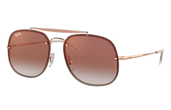 Ray-Ban 0RB3583N-BLAZE GENERAL Bronze-cuivre SUN
