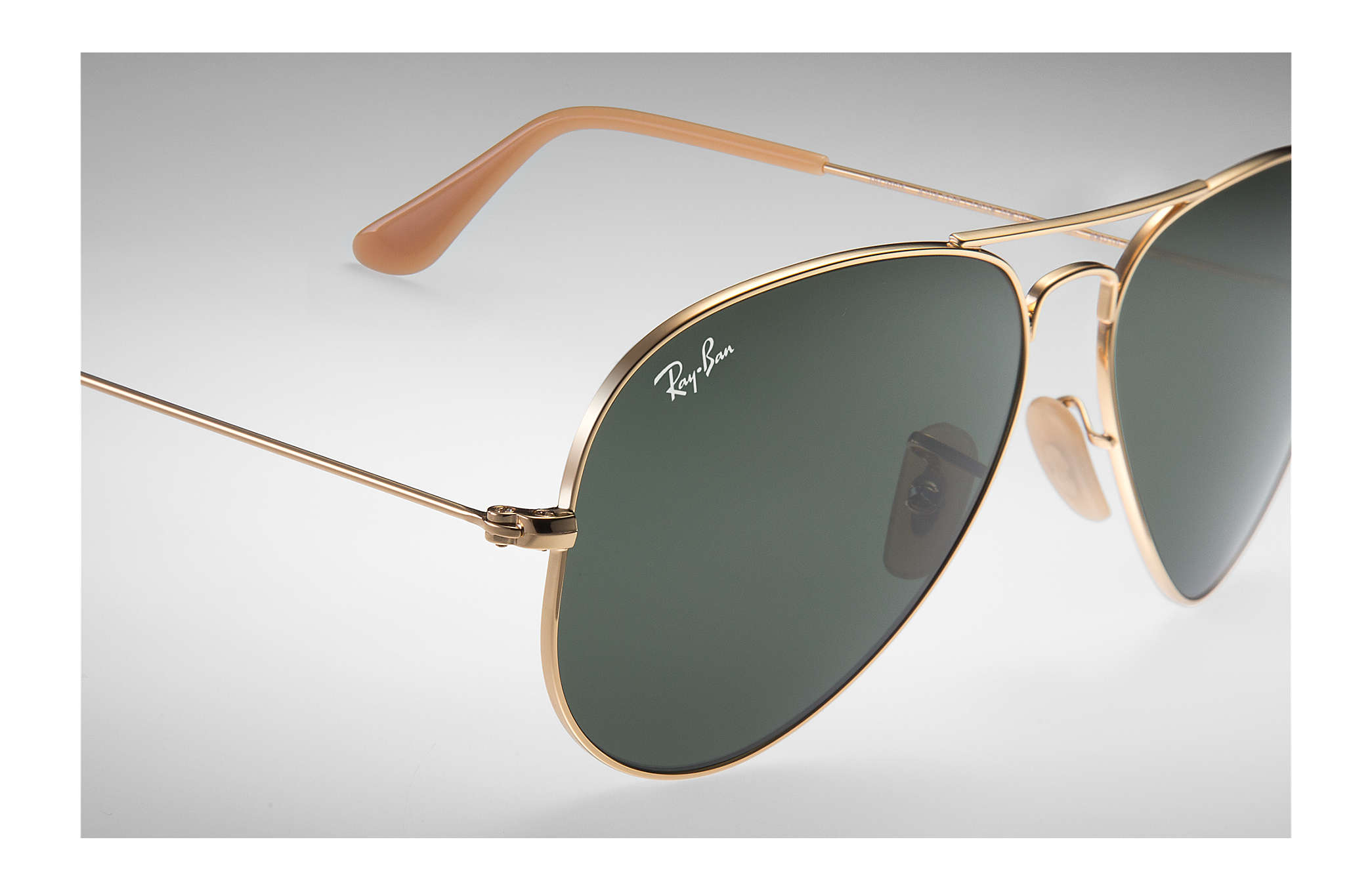 cff299a237d ... usa ray ban 0rb3025 aviator 1937 gold sun 21810 d88fe