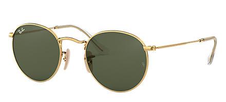 occhiali ray ban tondi da sole