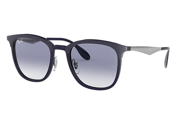 Ray-Ban 0RB4278-RB4278 Blu; Argento SUN