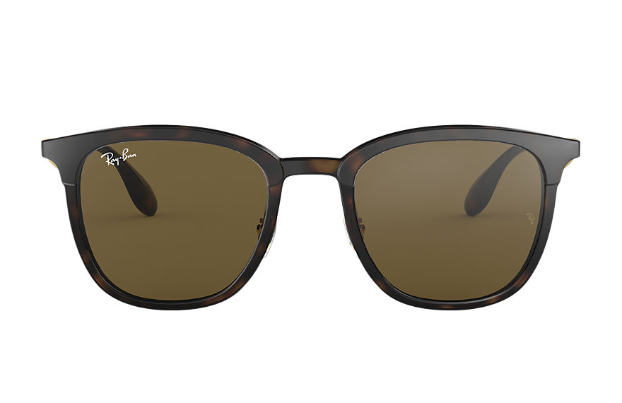 Ray-Ban RB4278 Tortoise with Brown Classic B-15 lens