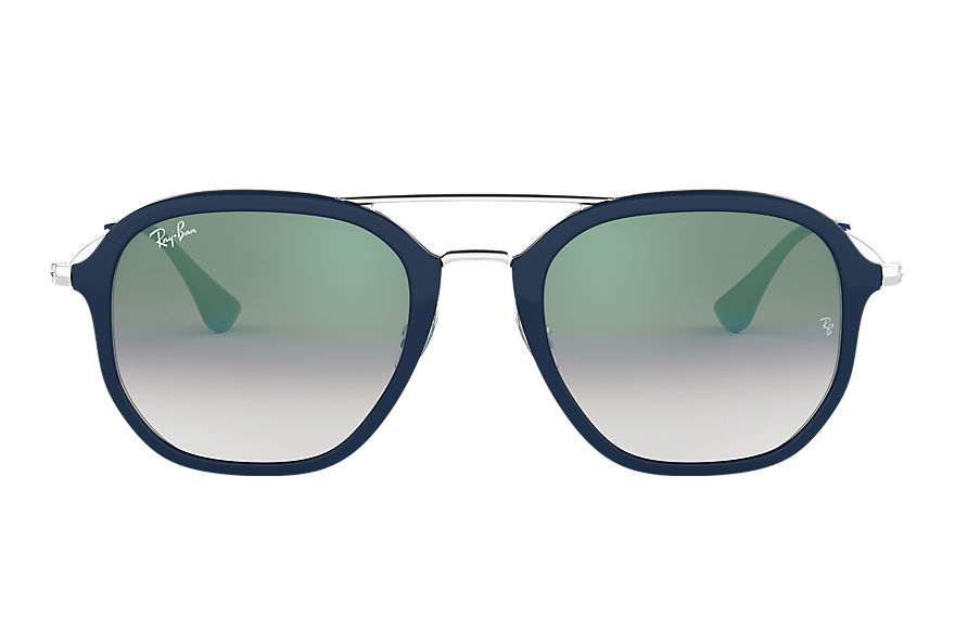 Ray-Ban RB4273 Blue with Green Gradient lens