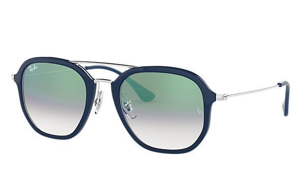 Ray-Ban 0RB4273-RB4273 Blue; Silver SUN