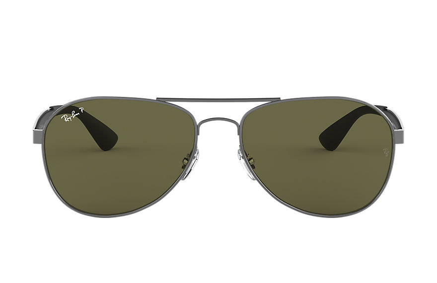 Ray-Ban  gafas de sol RB3549 MALE 003 rb3549 grafito 8053672879063