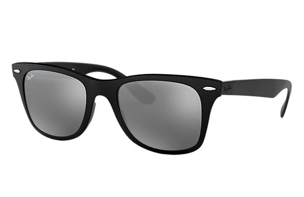 Ray-Ban		 0RB4195-WAYFARER LITEFORCE Black SUN