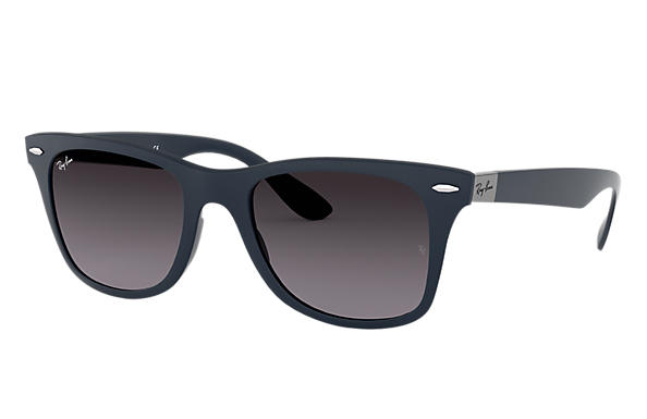 Ray-Ban 0RB4195-WAYFARER LITEFORCE Blue SUN