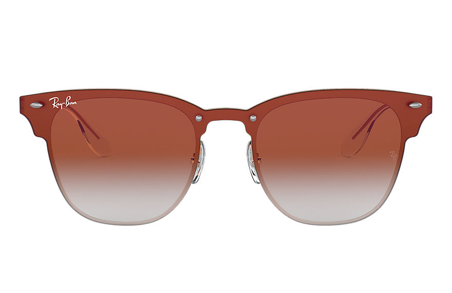Ray-Ban  sunglasses RB3576N UNISEX 009 blaze clubmaster bronze copper 8053672879407