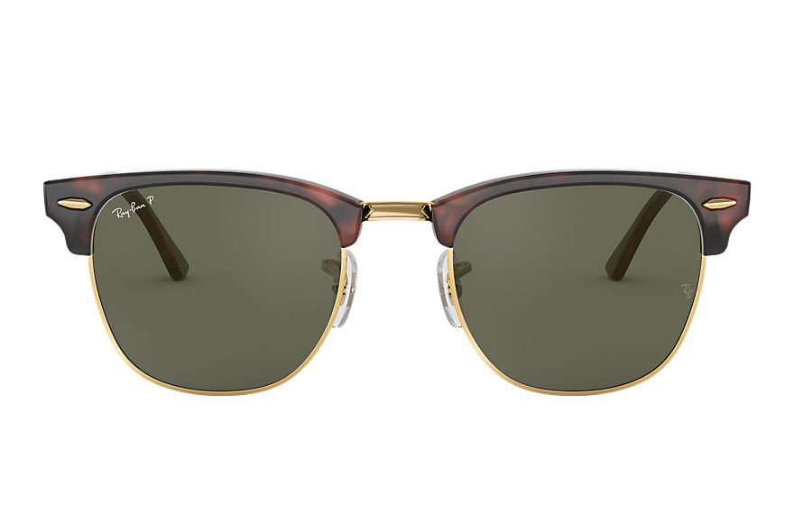 Ray-Ban  sunglasses RB3016F UNISEX 009 clubmaster classic low bridge fit tortoise 8053672884029