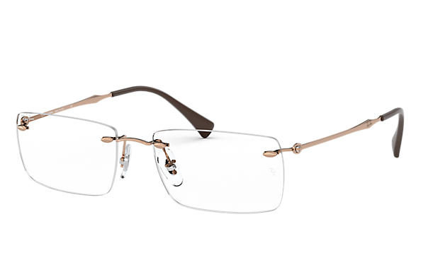 Ray-Ban 0RX8755-RB8755 Bronze-Copper OPTICAL