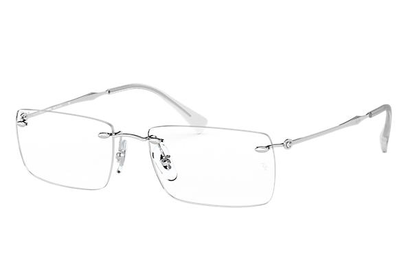Ray-Ban 0RX8755-RB8755 Plata OPTICAL
