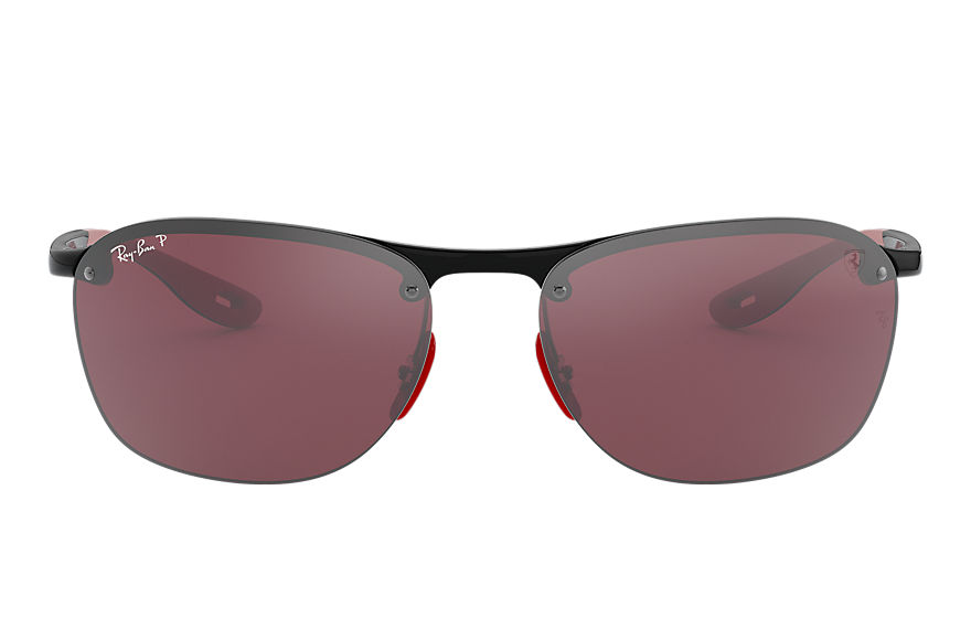 Ray-Ban  gafas de sol RB4302M MALE 005 scuderia ferrari collection rb4302m negro 8053672887013