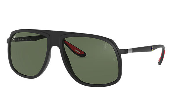 Ray-Ban 0RB4308M-SCUDERIA FERRARI COLLECTION RB4308M Black SUN