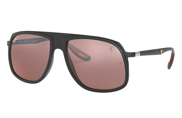 Ray-Ban 0RB4308M-SCUDERIA FERRARI COLLECTION RB4308M Noir SUN