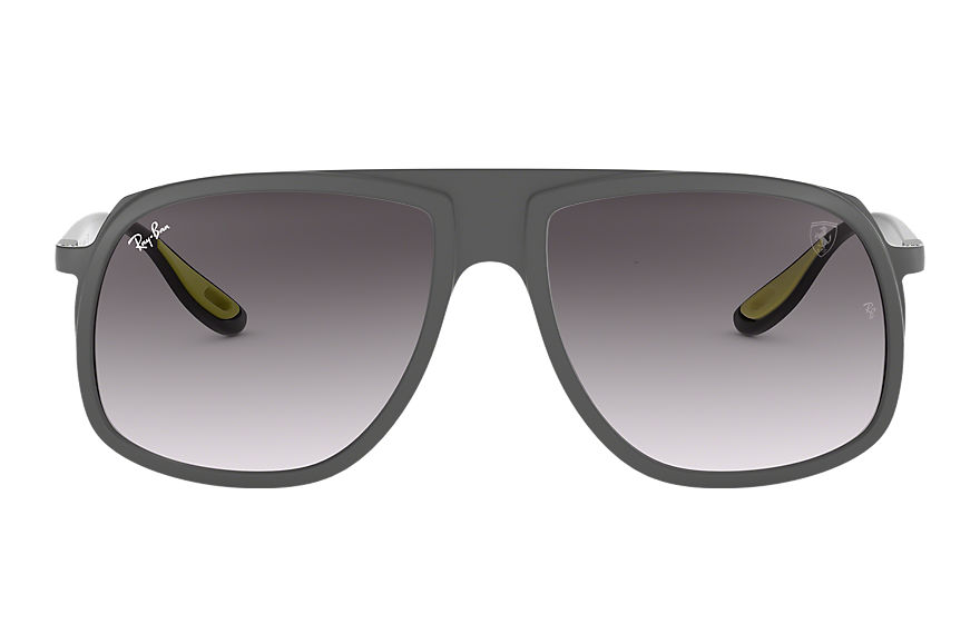 Ray-Ban  lunettes de soleil RB4308M MALE 005 scuderia ferrari collection rb4308m gris 8053672897180